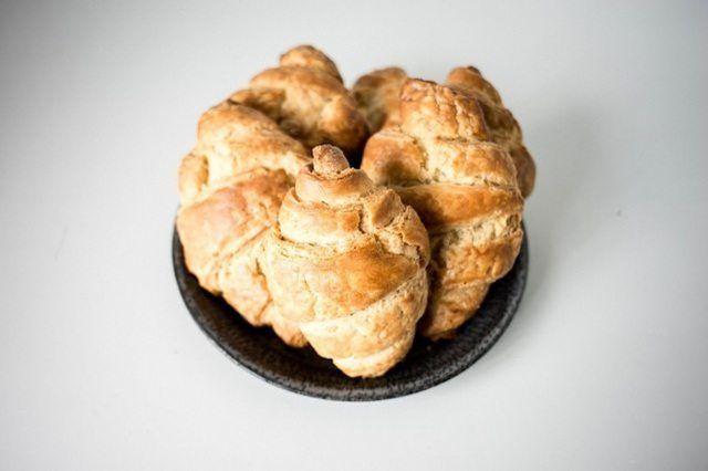 O tempo e esforço para fazer croissants clássicos é totalmente vale a pena.