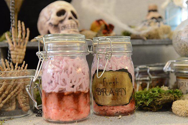 29 assustador super Foods suas necessidades do partido Dia das Bruxas