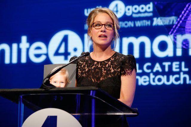 Christina Applegate ficou famosa no seriado de TV
