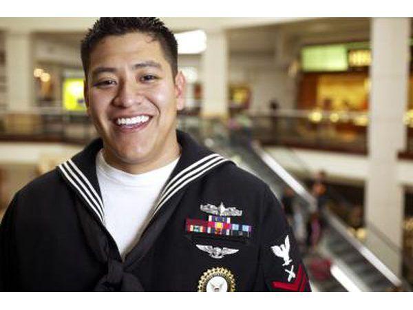 membro da marinha
