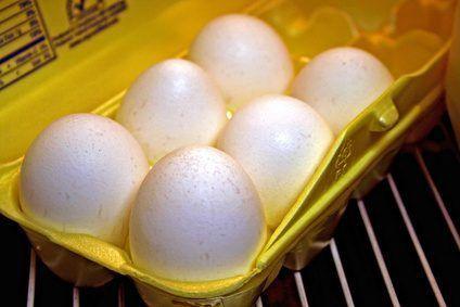 A segurança de sua comida depende da temperatura de refrigeração adequada.