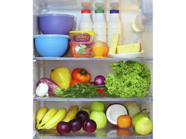 Certifique-se de ter um termômetro em sua geladeira para a segurança alimentar.
