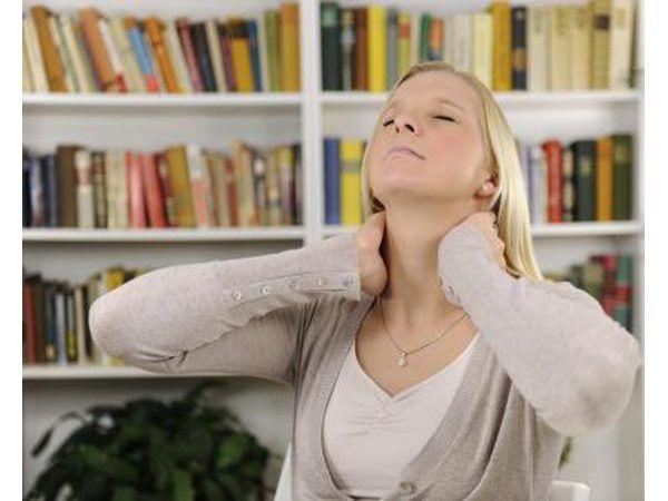Prevenção da dor de ocorrendo no pescoço é difícil.