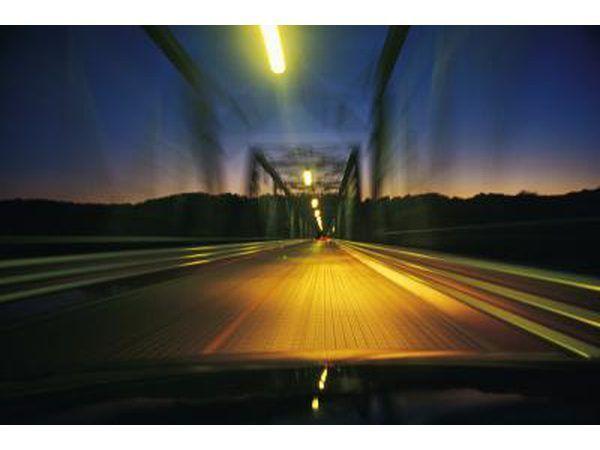 motoristas noite cansados causar acidentes.