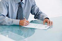 Algumas jurisdições requerem reciprocidade em um contrato.