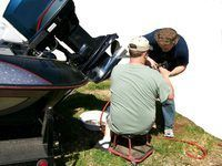 mecânica de manutenção, reparação ou manter diferentes tipos de máquinas.