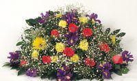 Um chefe deve enviar flores ou outro gesto de simpatia.