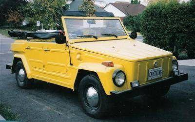 História da Coisa Volkswagen