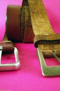 Sem proteção, couro pode se tornar secas e rachadas.