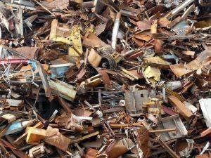 Como funciona um Scrap Metal Work negócio?