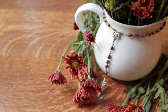 Como Organizar Igreja Altar Flores