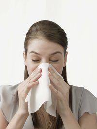 Usando tecidos várias vezes pode causar o nariz para tornar-se vermelho, inchado e rachada.