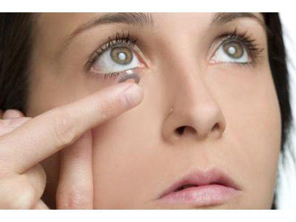 Obter uma cópia do seu contato prescrição de lentes de seu oftalmologista.