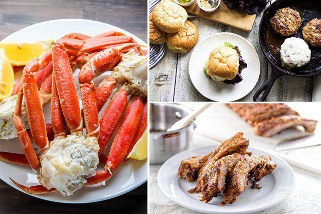Como comer jantar sem usar utensílios: 11 Finger-Lickin Recipes