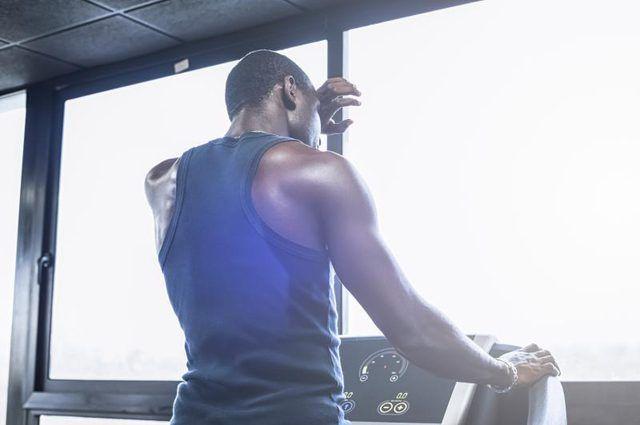 Correndo para cima é um treino HIIT extremamente eficaz.