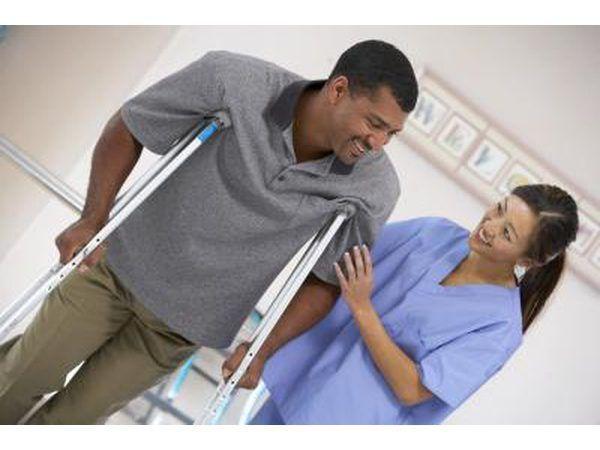 Procurar o tratamento de um fisioterapeuta licenciado.