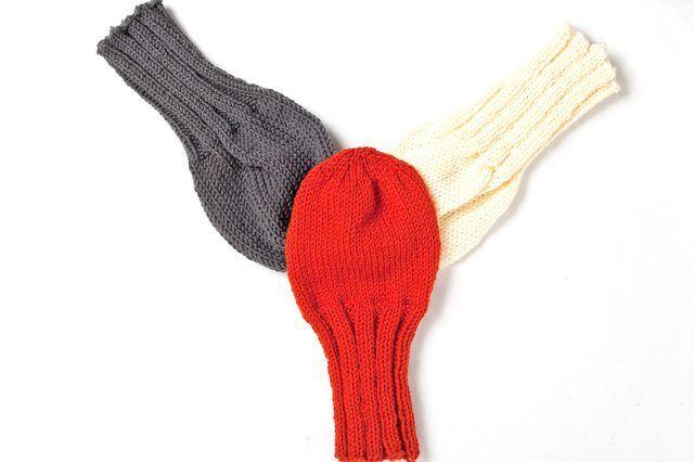 Como Knit Headcovers de golfe