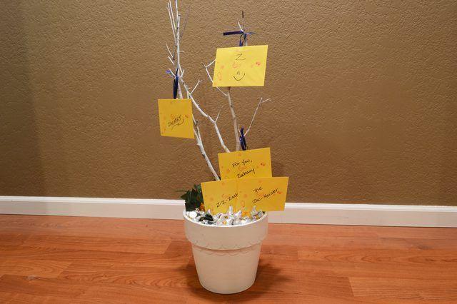 Como fazer uma árvore Gift Card