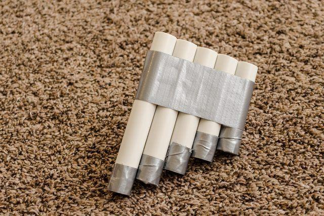 Como fazer um Pan cachimbo da PVC