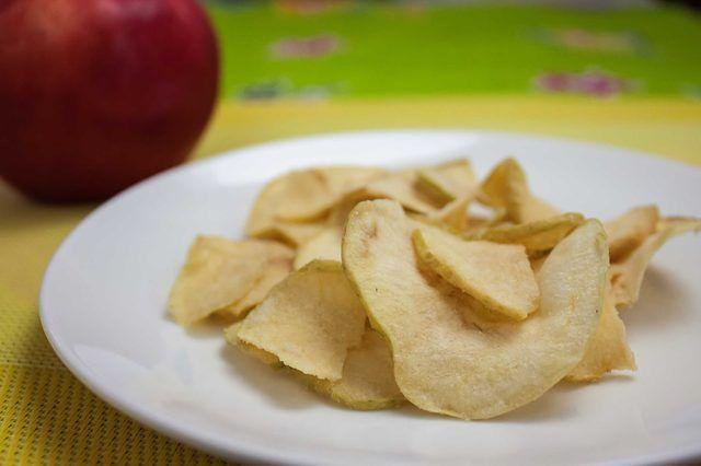 Como fazer chips da Apple