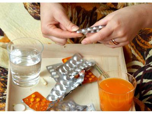 dom`t take non-steroidal anti-inflammatory medications such as ibuprofen when you`re being treated for anemia.