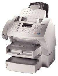 Serviço uma máquina Toshiba Copier