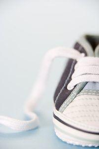 Como Tamanho Shoes crianças