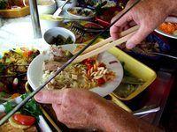 Mesmo em uma recessão, as famílias a encontrar buffets para ser um bom valor