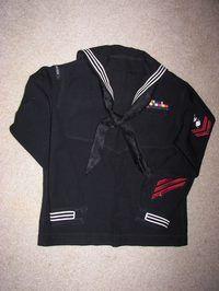 Aprender a amarrar corretamente um lenço naval como parte de seu uniforme da marinha.