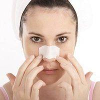 Como usar tiras de nariz remover Blackheads