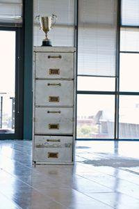 Um sistema de arquivamento eficiente permite que os membros da equipe para localizar arquivos rapidamente.