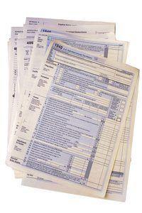 formulários de impostos para os trabalhadores por conta própria pode ser confuso.