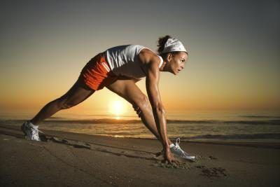 Caber em um ataque de alongamento imediatamente após seus exercícios.