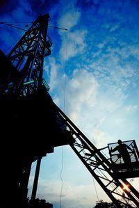 A segurança é uma parte importante das operações da plataforma petrolífera de sucesso.