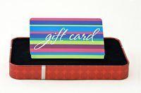 Os compradores podem usar cartões de presente Sears em tudo da empresa-mãe`s stores.