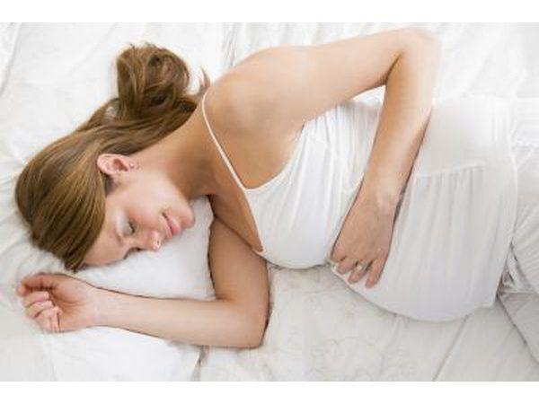 Trilostane está associada a um risco maior de aborto.