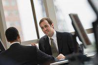 Uma entrevista que corre muito tempo pode ser um sinal positivo.