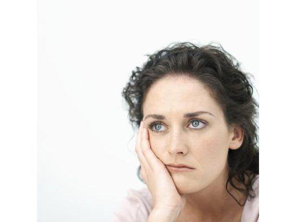 Você pode experimentar transtornos de humor, enquanto o seu corpo sofre de desintoxicação.