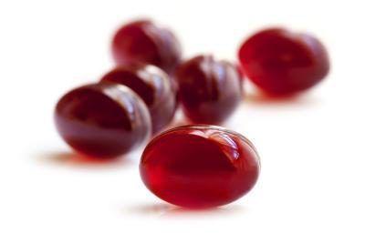 óleo de krill tem sido mostrado para reduzir depósitos de gordura em torno do fígado.