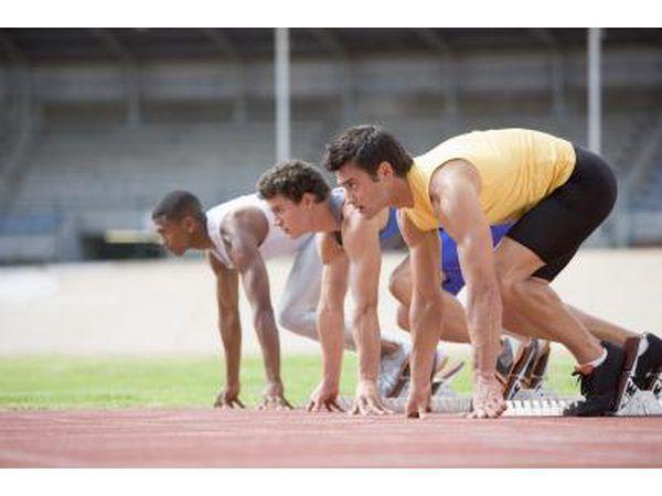 Os participantes podem utilizar uma combinação de dieta e exercício em suas tentativas de perder peso.