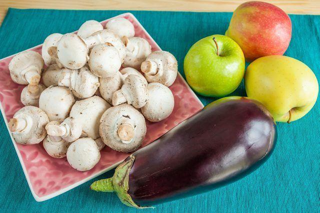 Quais são os graus de Frutas & amp; Legumes?