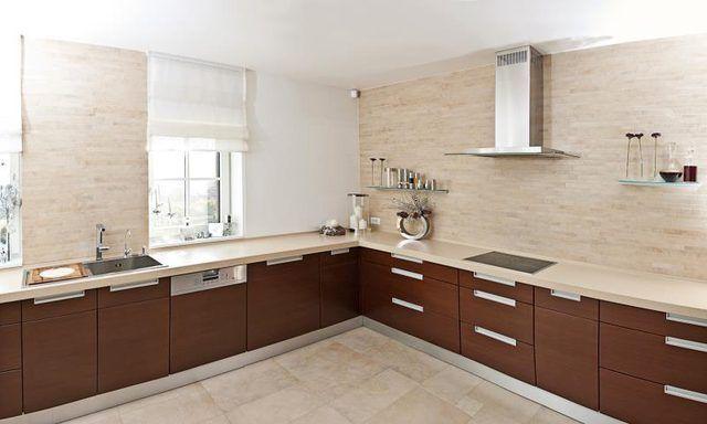 Modern, cozinha de azulejos