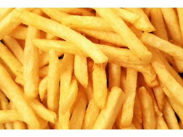 Fique longe de gordurosas, frituras.