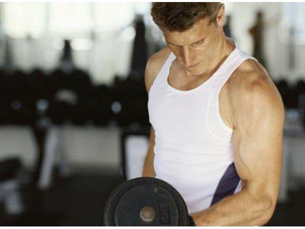 Os esteróides anabolizantes normalmente são usados por esportistas e fisiculturistas.